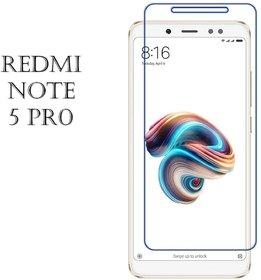 TRANGLE Redmi Note 5 Pro Tempered Glass Best Quality Cu