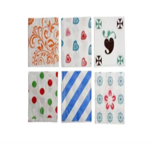 Nexxt Printed Napkin - Assorted pack of 10 nos