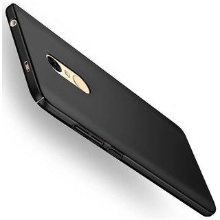 Redmi Note 4 Plain Cases KTC - Black