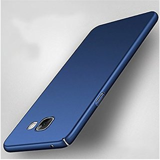 Samsung Galaxy J7 Prime Plain Cases Perfect - Blue