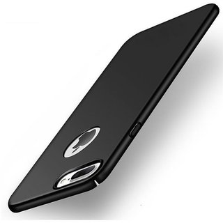 Oppo F3 Dual Selfie Camera Plain Cases ClickAway - Black