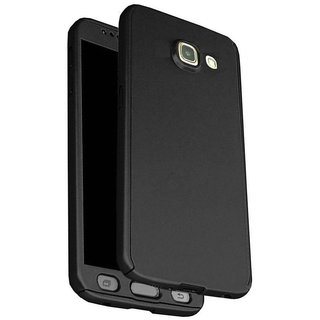 Samsung Galaxy J7 Max Plain Cases 2Bro - Black