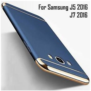 Samsung J7-6 Plain Cases ClickAway - Blue