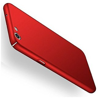 VIVO Y55S Plain Cases 2Bro - Red