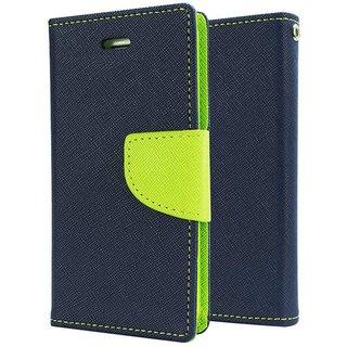 Redmi 4A Flip Cover by 2Bro - Green