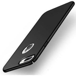 Vivo Y66 Plain Cases ClickAway - Black