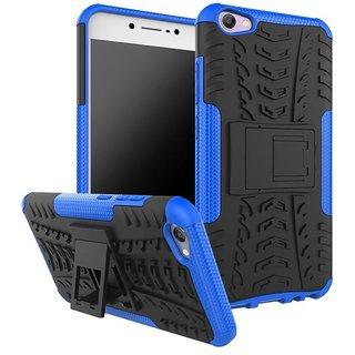 Vivo V5 Hybrid Covers Noise - Blue