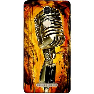 PRINTHUNK PREMIUM QUALITY PRINTED BACK CASE COVER FOR MICROMAX CANVAS INFINITY DESIGN6031