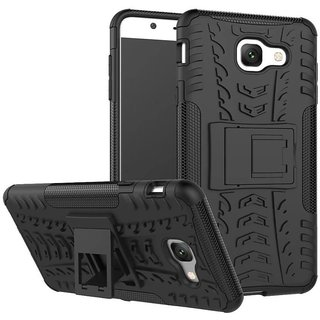 Samsung Galaxy J7 Max Cases with Stands 2Bro - Black