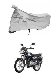 Bajaj CT 100 Silver Bike Body Cover