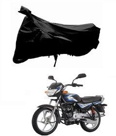 Bajaj CT 100 Black Bike Body Cover