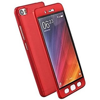 Oppo F3 plus Plain Cases 2Bro - Red