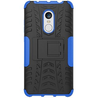 Redmi Note 4 Case With Stand by Noise - Blue