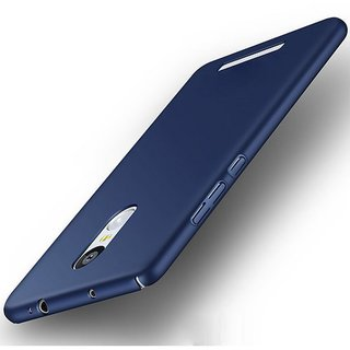 Redmi Note 3 Plain Cases DEV - Blue