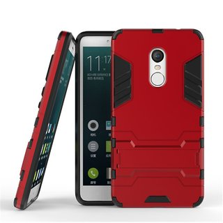 Redmi Note 4 Cases with Stands ME CASE - Red