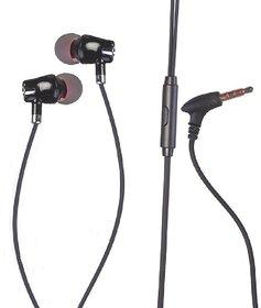 Ubest US-822  Earphones In-Ear Bass Blast Universal Headphones With Mic