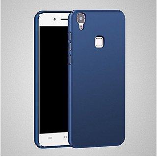 Vivo V3 Plain Cases KTC - Blue