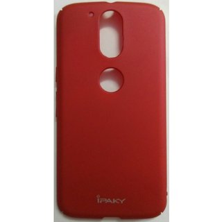 Moto G4 Plus Plain Cases DEV - Red