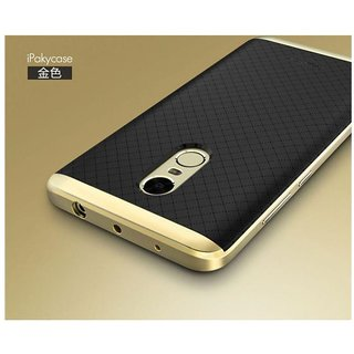 Redmi Note 4 Shock Proof Case IPaky - Golden