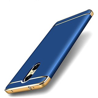 Redmi Note 3 Bumper Cases BIGZOOK - Blue