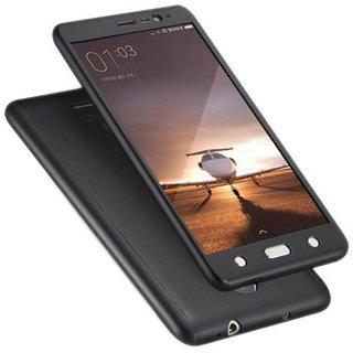 Redmi Note 4 Bumper Cases Galaxy Plus - Black