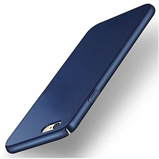 Vivo Y55L Plain Cases EdgeMark - Blue