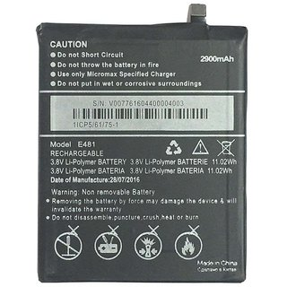 Micromax Canvas 5 2900 mAh Battery by Kivi