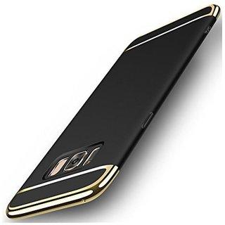 Samsung Galaxy S8 Plain Cases 2Bro - Black