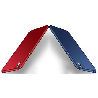 Oppo A37 Plain Cases DMGC - Red