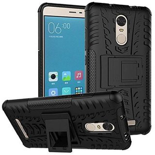 Redmi Note 4 Shock Proof Case BIZ ONE - Black