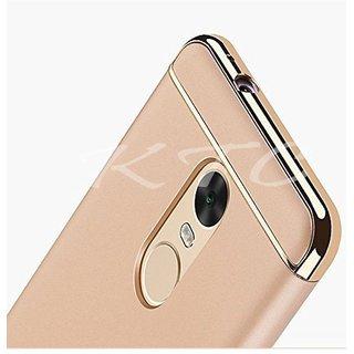 Redmi Note 3 Shock Proof Case KTC - Golden