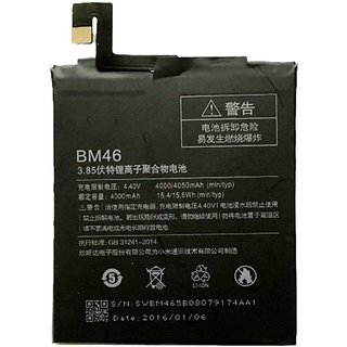 Redmi Note 3 4000 mAh Battery by Kohima
