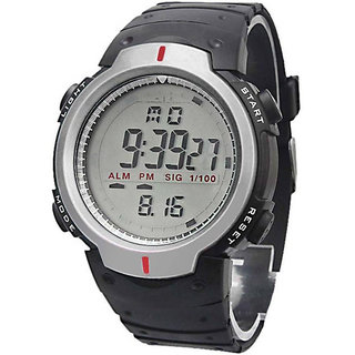 Digital Sport Silver Dile Digital Watch For Men ,Boys