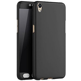 Oppo A37 Plain Cases 2Bro - Black
