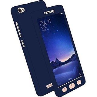 Oppo F1s Plain Cases 2Bro - Blue