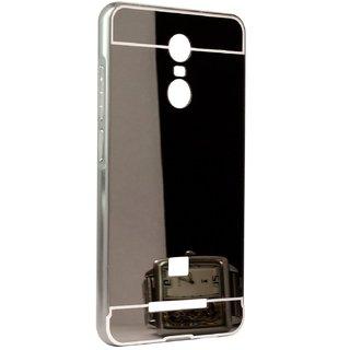 DEV Bumper Plus Mirror Back Cover For  Redmi Note 3