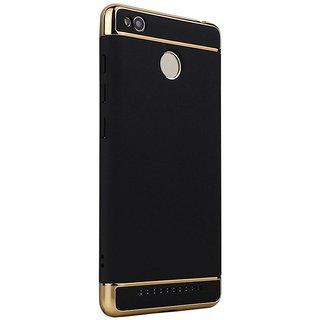 Redmi 3s Prime Plain Cases 2Bro - Golden