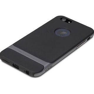 Rock Grey Royce Series Double Layer Cover Case For Iphone 6 Plus 5.5