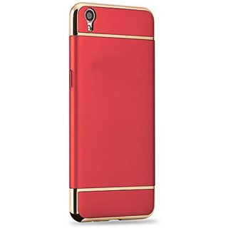 Oppo F1 Plus Plain Cases 2Bro - Red