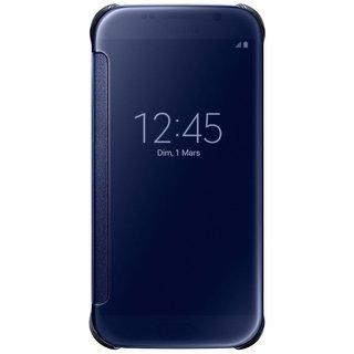 Samsung Galaxy A7 2016 Flip Cover by R K RETAILER - Blue
