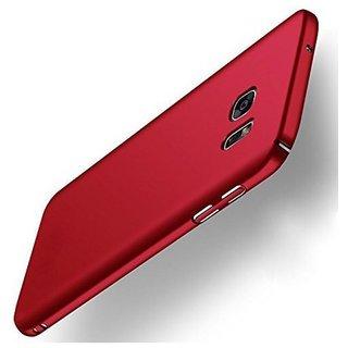 Samsung Galaxy S7 Edge Plain Cases 2Bro - Red