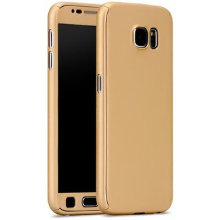 Samsung Galaxy J7 Prime Cover by Sami - Golden