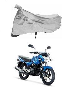 Bajaj Discover Silver Bike Body Cover
