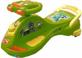 Oh Baby Baby Frog Shape With Back Support Musical Light - 138297311