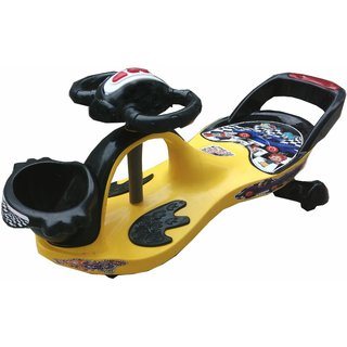 Oh Baby Baby Basket Shape With Back Support Musical Light Magic Car For Your Kids se-mc-07