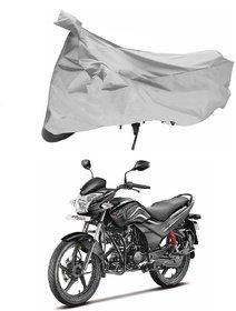 Hero Passion Silver Bike Body Cover