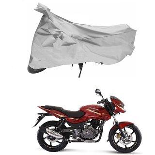 Bajaj Pulsar Silver Bike Body Cover