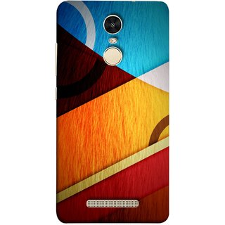 PRINTHUNK PREMIUM QUALITY PRINTED BACK CASE COVER FOR MICROMAX CANVAS INFINITY DESIGN6042