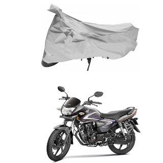 Honda CB Shine Silver Bike Body Cover