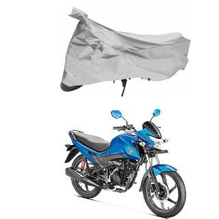 Honda Livo Silver Bike Body Cover
